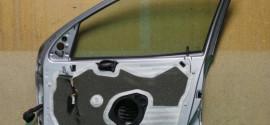 Дверь передняя правая Peugeot 206 (2011-2015)